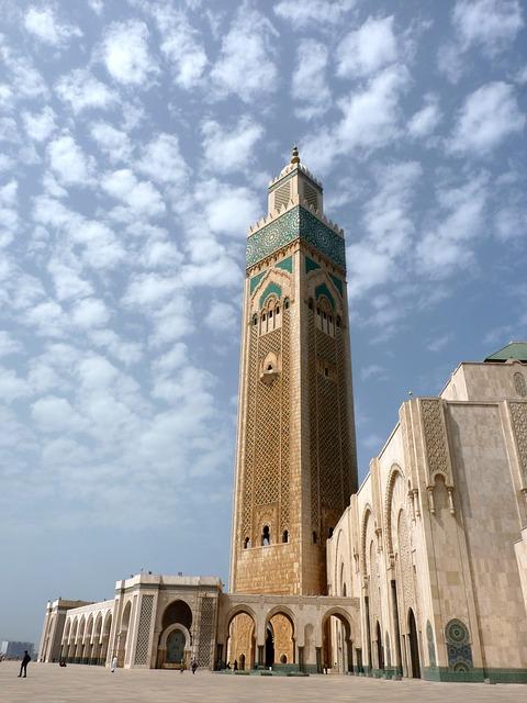 Free casablanca mosque morocco