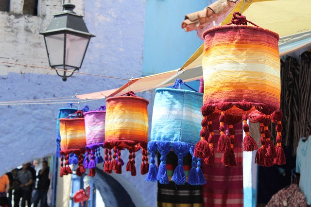 Free morocco chefchaouen crafts