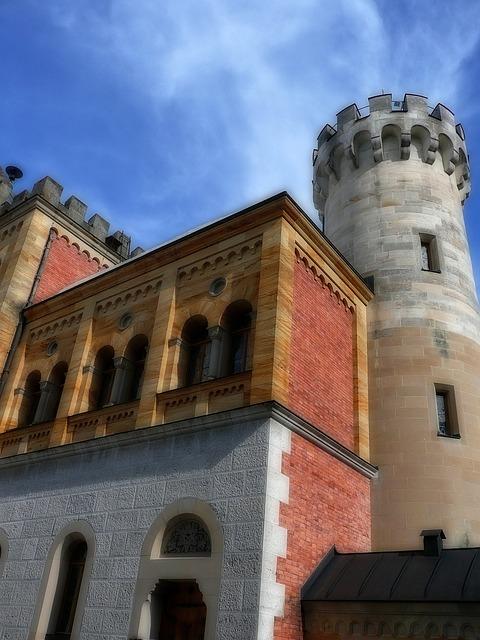 Free king ludwig the second bavaria castle neuschwanstein