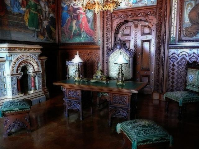 Free study room king ludwig the second bavaria