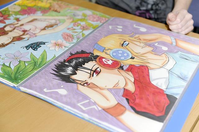 Free manga drawing library workshop