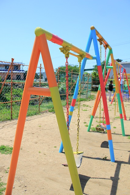 Free swing playground rides amp attractions school