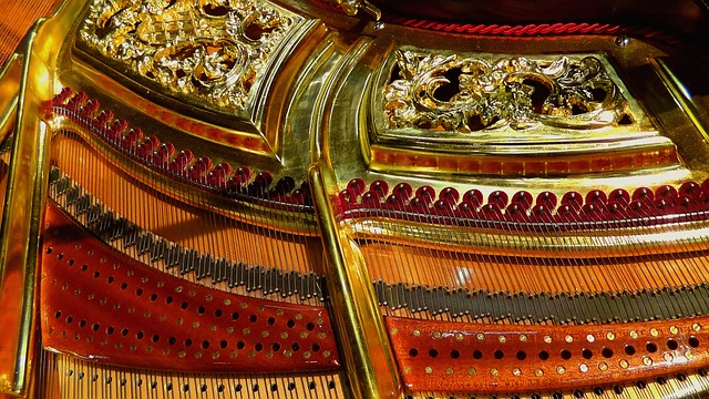 Free piano strings strings piano music instrument