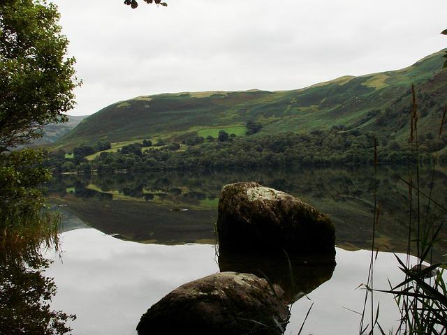 Free see mirroring landscape eng long lakeland