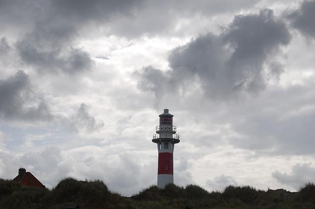 Free lighthouse sea side
