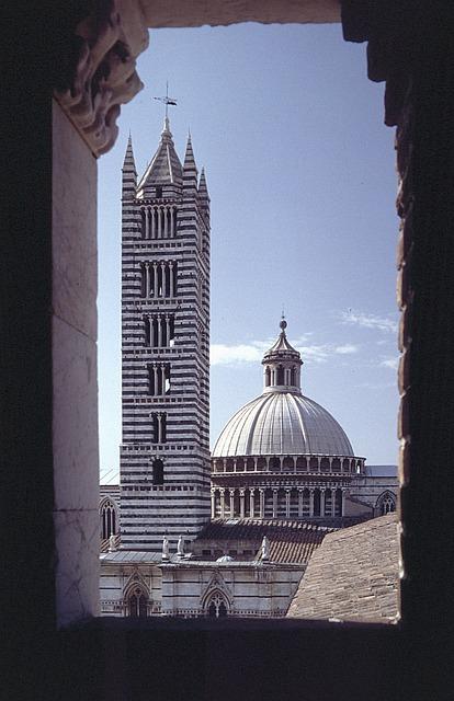 Free italy tuscany siena dom