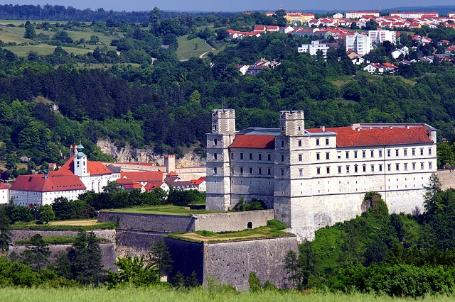 Free willibaldsburg germany castle palace buildings