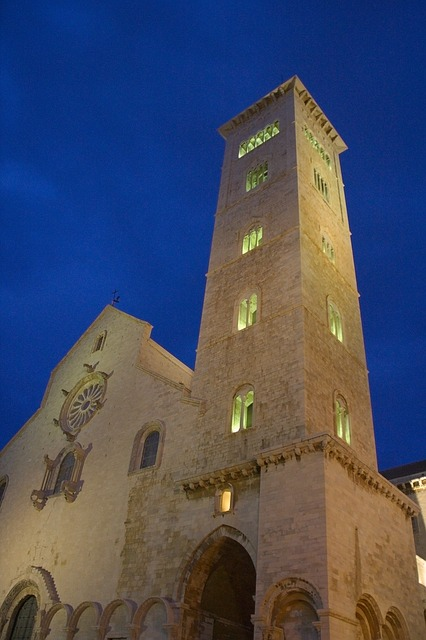 Free italy puglia trani cathedral