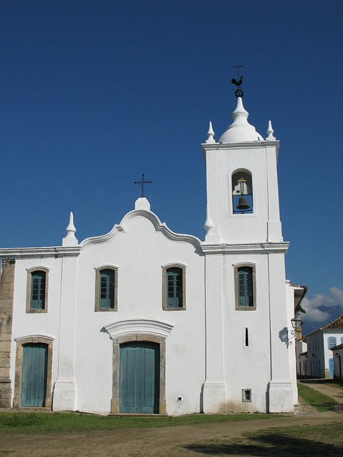 Free church paraty brazil