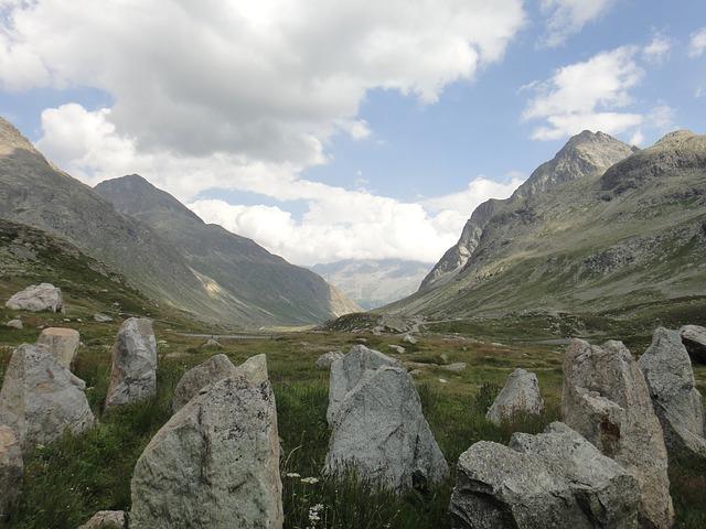 Free switzerland mountains graubünden alpine