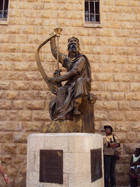 Free israel holy land image king david king