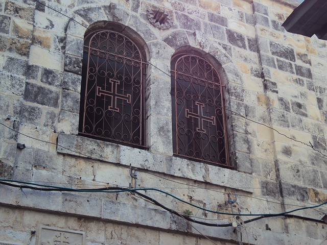 Free israel holy land jerusalem faith god window
