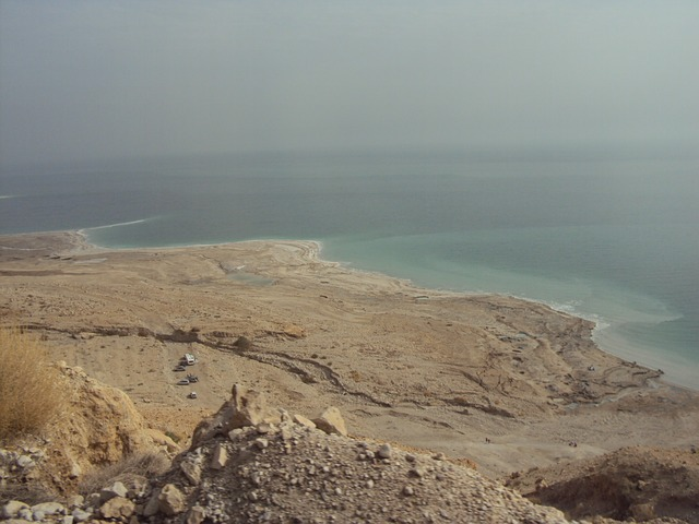 Free dead sea eilat israel salt landscape desert sand