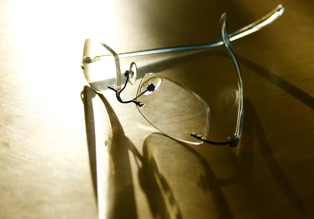 Free Photos: Glasses lenses glass eyeglasses lens table wood | carlo sardena