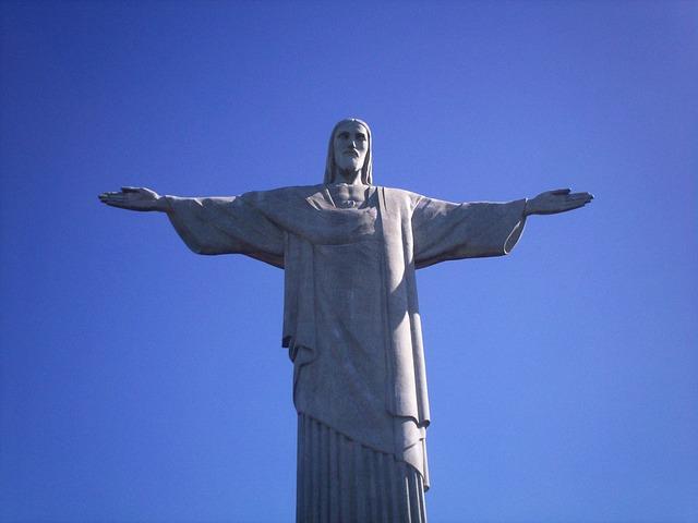 Free christ rio de janeiro brazil redeemer south america