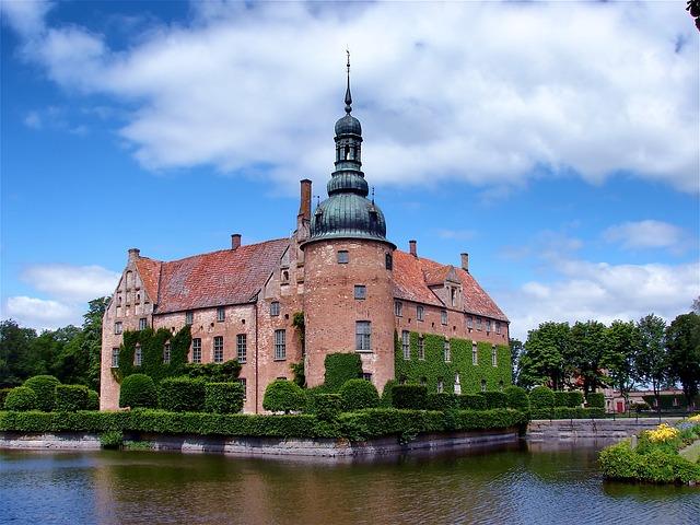 Free sweden vittskovle castle landmark historic building