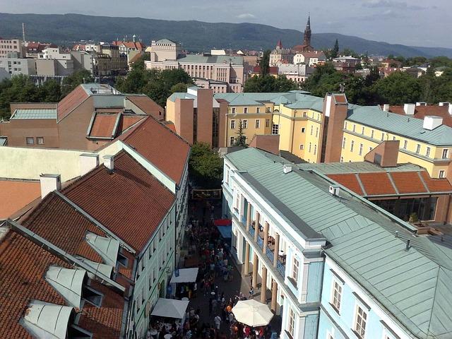 Free teplice czech republic buildings skyline urban