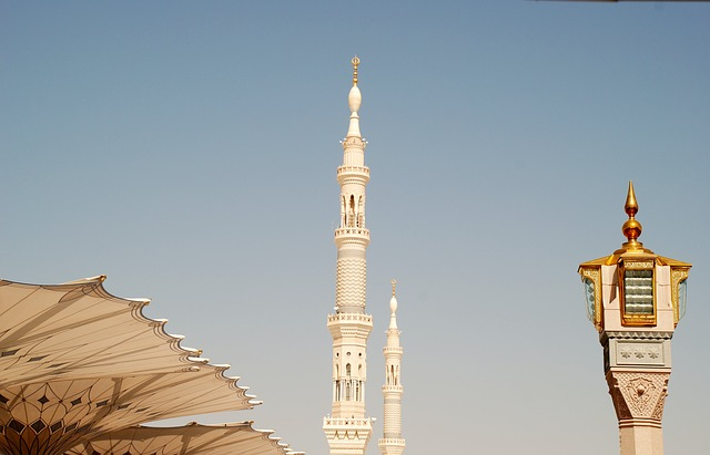 Free mecca mina buildings mecca statue