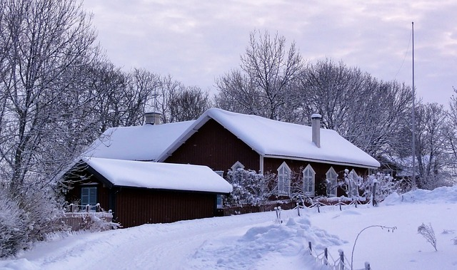 Free vettershaga sweden house home architecture winter