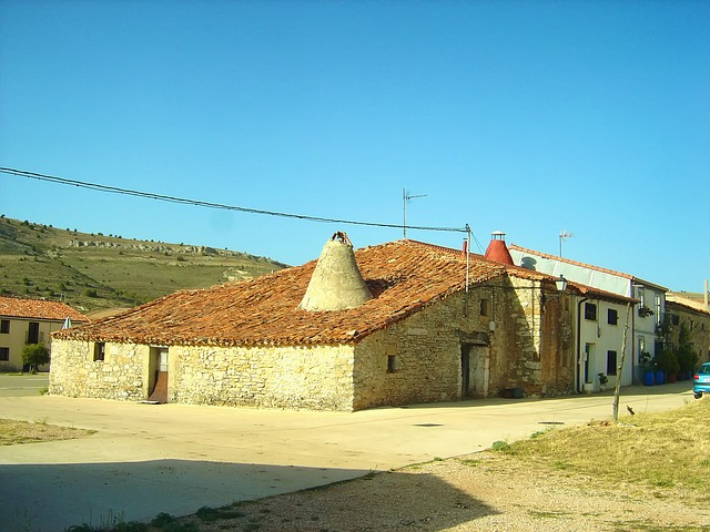 Free soria spain houses buildings architecture