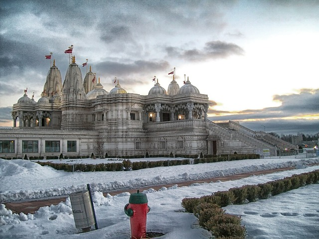 Free Photos: Toronto canada shri swaminarayan mandir temple | David Mark