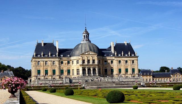 Free seine-et-marne france vaux le vicomte palace