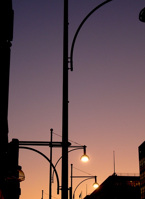 Free london road city briton sunset sky clouds