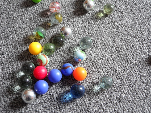 Free marbles glass marbles children roll balls