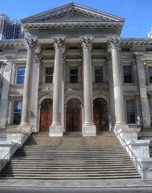 Free Photos: New york city tweed courthouse urban city columns | David Mark