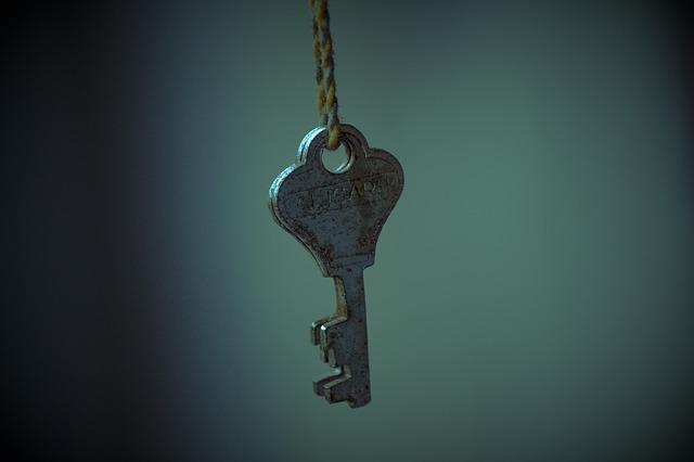 Free key kyes lock