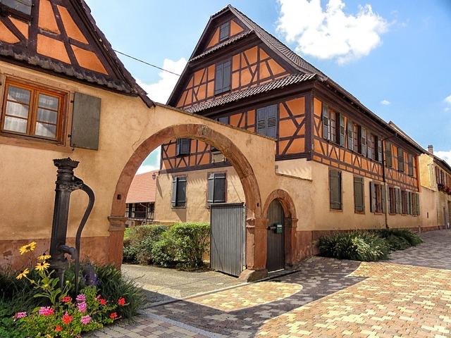 Free wingersheim france houses buildings apartment