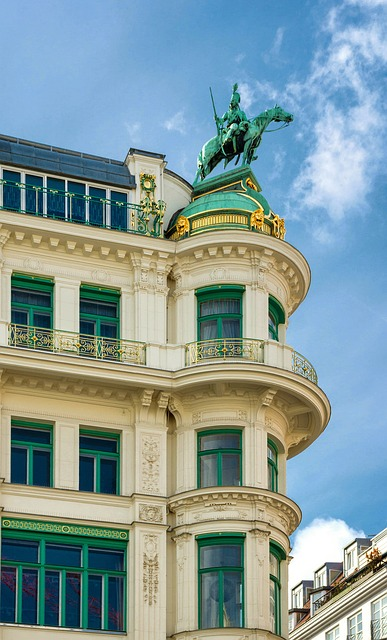 Free vienna austria building statue monument