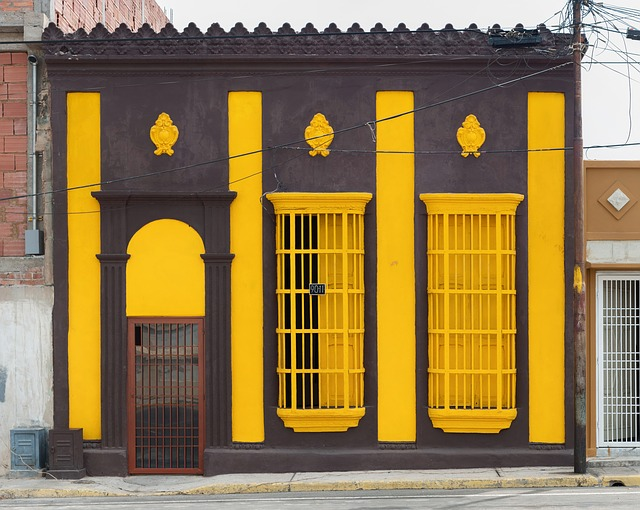 Free maracaibo venezuela buildings house home facade