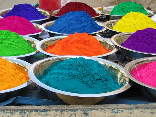 Free color chalk india colorful color