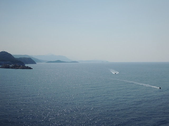 Free sea golf water blue boat cruise air silent