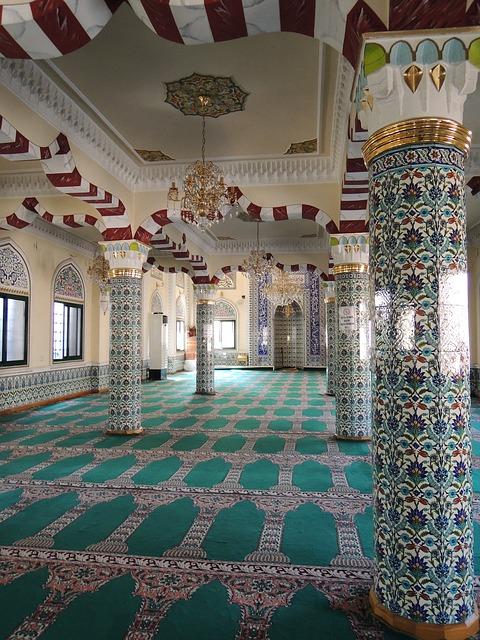 Free turkey izmir mosque blue mosque blue glass faith