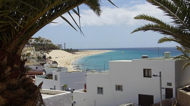 Free fuerteventura canary islands summer jandia coast