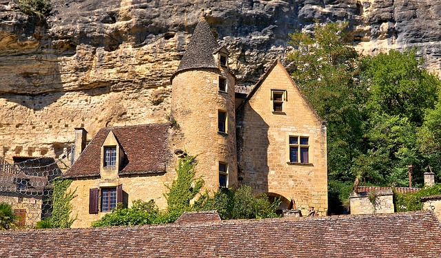 Free dordogne france house home chateau castle estate