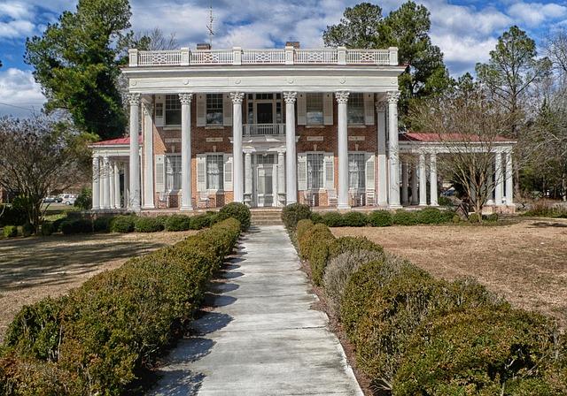 Free bishopville south carolina the manor mansion house
