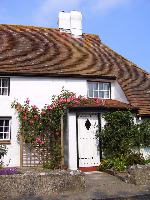 Free english country cottage rustic rural home