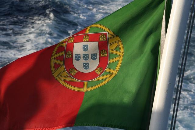 Free flag portuguese flag portugal