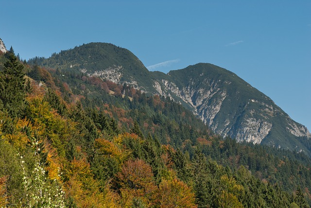 Free austria landscape scenic mountains fall autumn