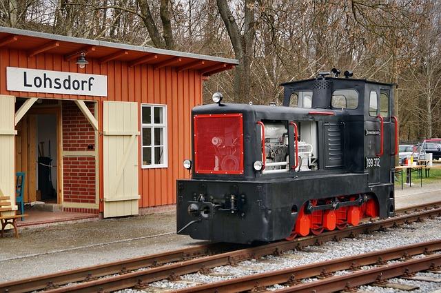 Free diesel loco motives v10 narrow gauge werksbahn 199 312