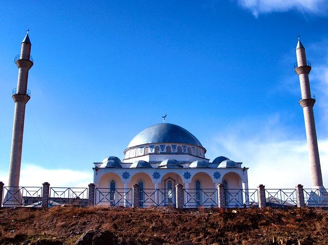 Free kazakhstan building mosque muslim faith religion