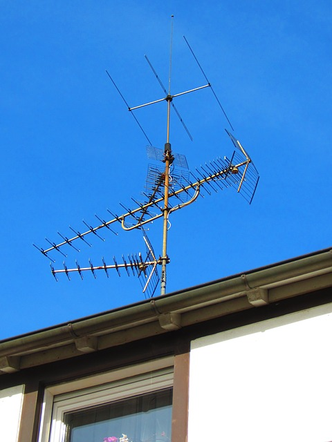 Free antenna roof antenna watch tv television reception