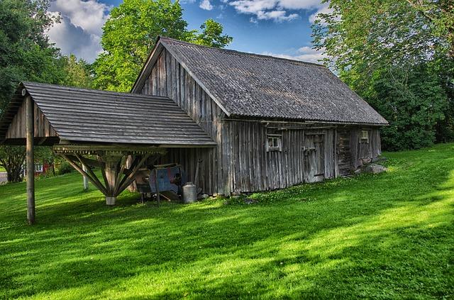 Free suntak sweden landscape scenic farm rural rustic