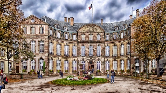 Free strasbourg france hotel building architecture city