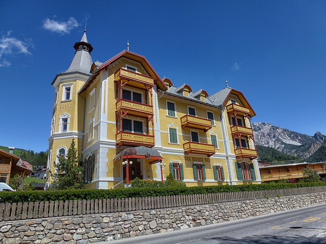 Free san vigilio bz italy building hotel architecture