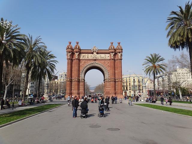 Free barcelona catalonia spain