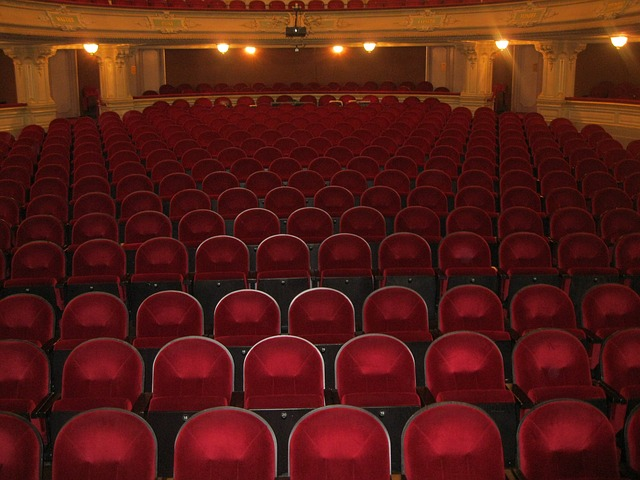 Free theater seating audience expectation opportunity